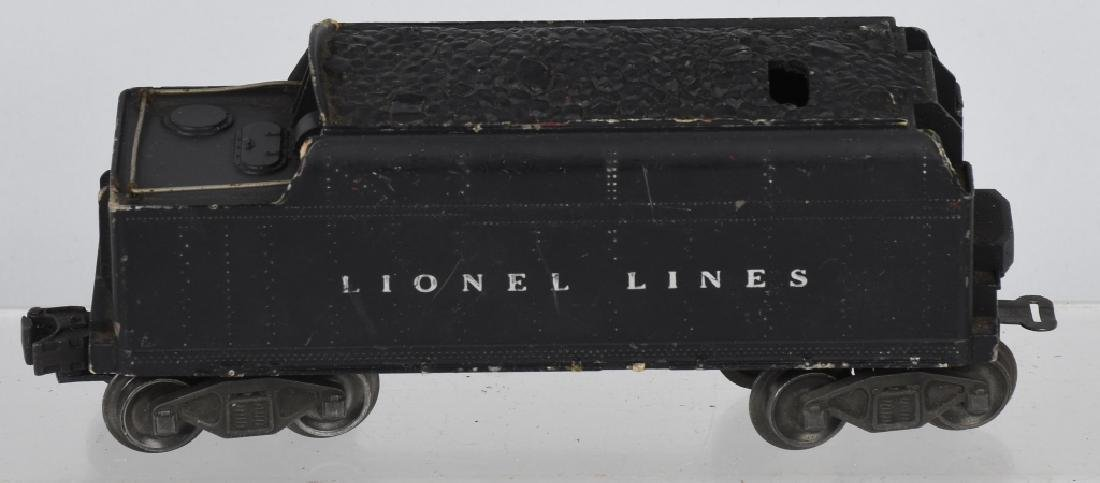 LIONEL No. 2025 & 6466WX TENDER - 4