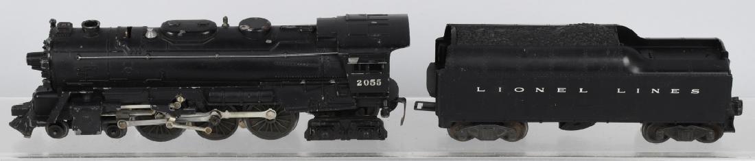 LIONEL No. 2055 & 2046W TENDER