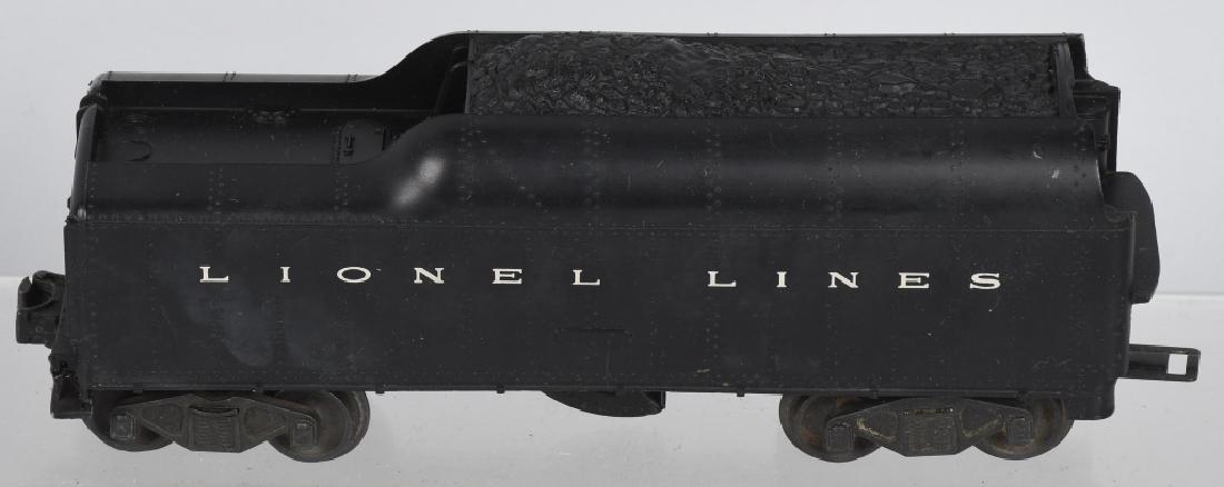 LIONEL No. 2055 & 2046W TENDER - 4