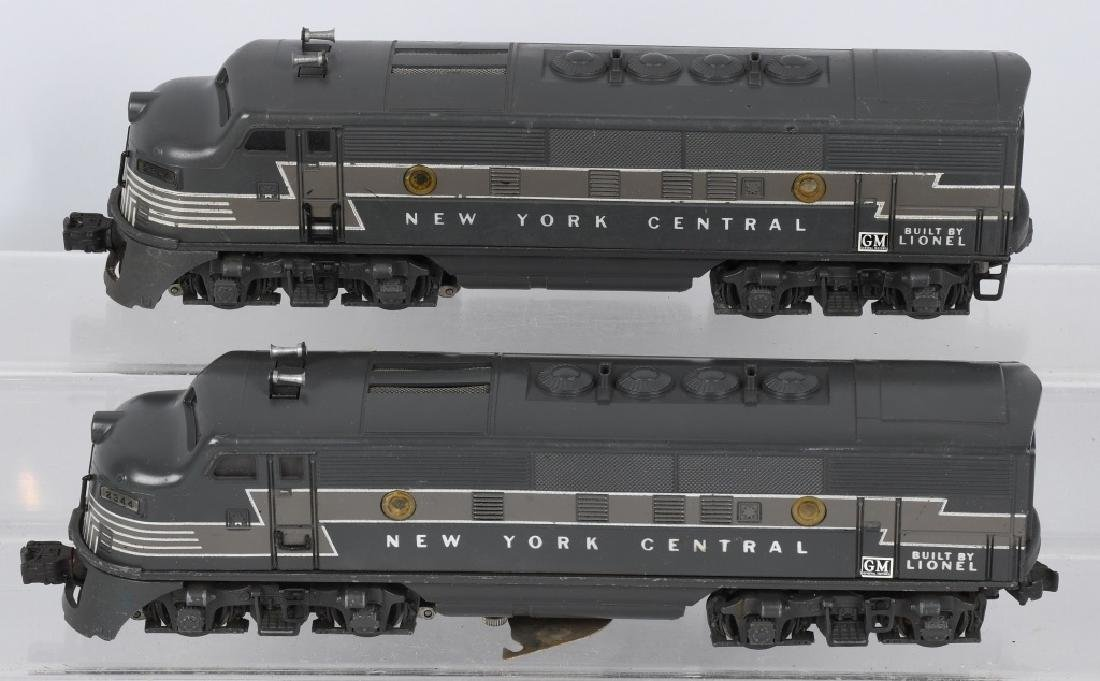 LIONEL NYC No. 2344 ENGINE & DUMMY