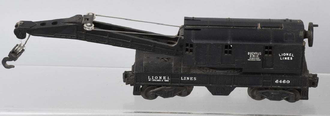 3-LIONEL 0 GAUGE BOXED ROLLING STOCK & MORE - 2