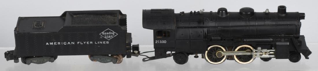 2-AMERICAN FLYER ENGINES, No. 302 & 21100 - 2