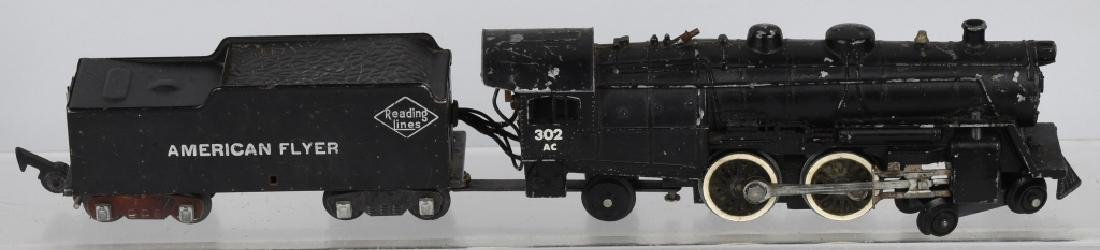 2-AMERICAN FLYER ENGINES, No. 302 & 21100 - 4