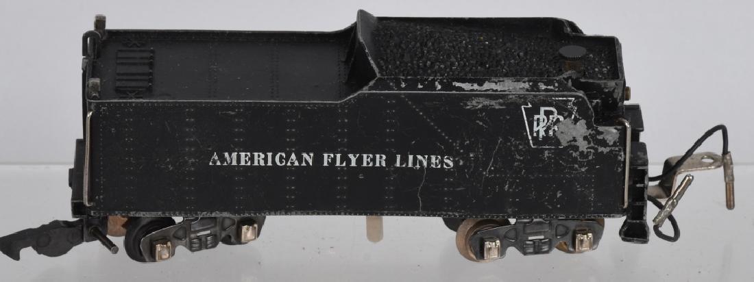 AMERICAN FLYER No. 312 ENGINE & TENDER - 5