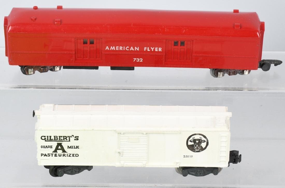 3-AMERICAN FLYER ROLLING STOCK - 2