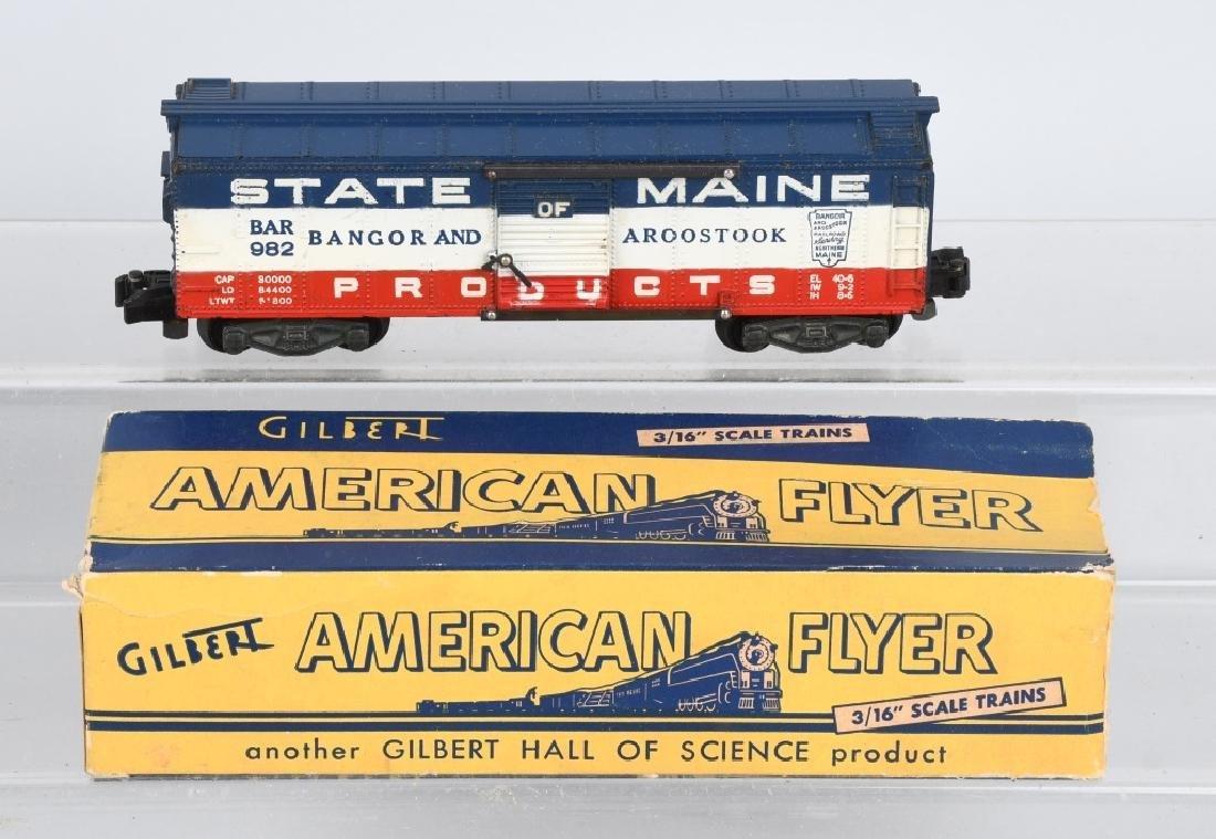 3-AMERICAN FLYER ROLLING STOCK - 3