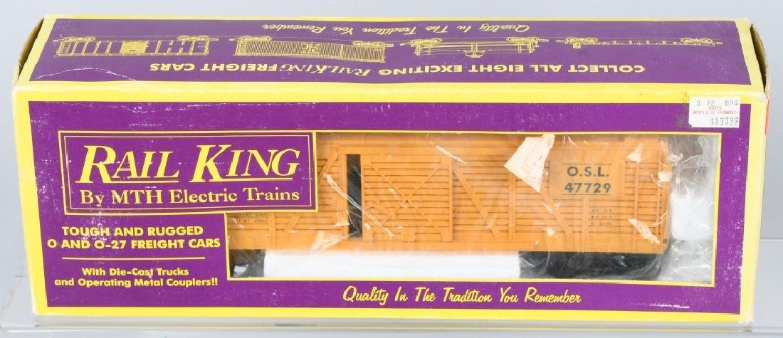 K-LINE No. 3003 ENGINE, BOXED & MORE - 2