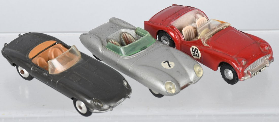 DIE CAST CAR & TRUCK LOT, DINKY, MATCHBOX & MORE - 3