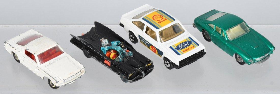DIE CAST CAR & TRUCK LOT, DINKY, MATCHBOX & MORE - 4
