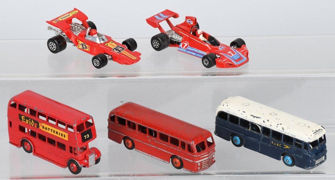 DIE CAST CAR & TRUCK LOT, DINKY, MATCHBOX & MORE - 5