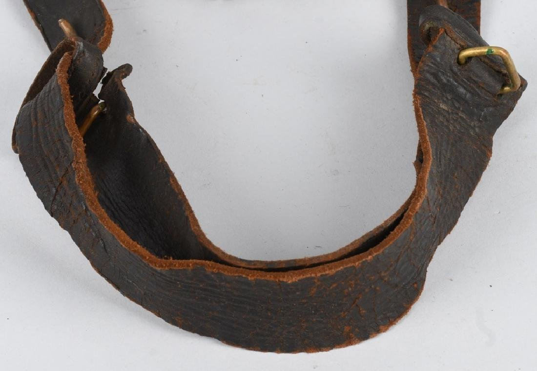 SPANISH AMERICAN WAR CANTEEN & BELT - 7