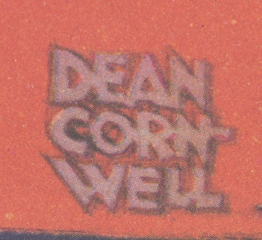 WWII VICTORY LOAN POSTER - DEAN CORNWELL - 5