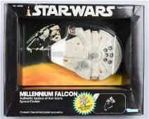 STAR WARS DIECAST MILLENNIUM FALCOM MIB