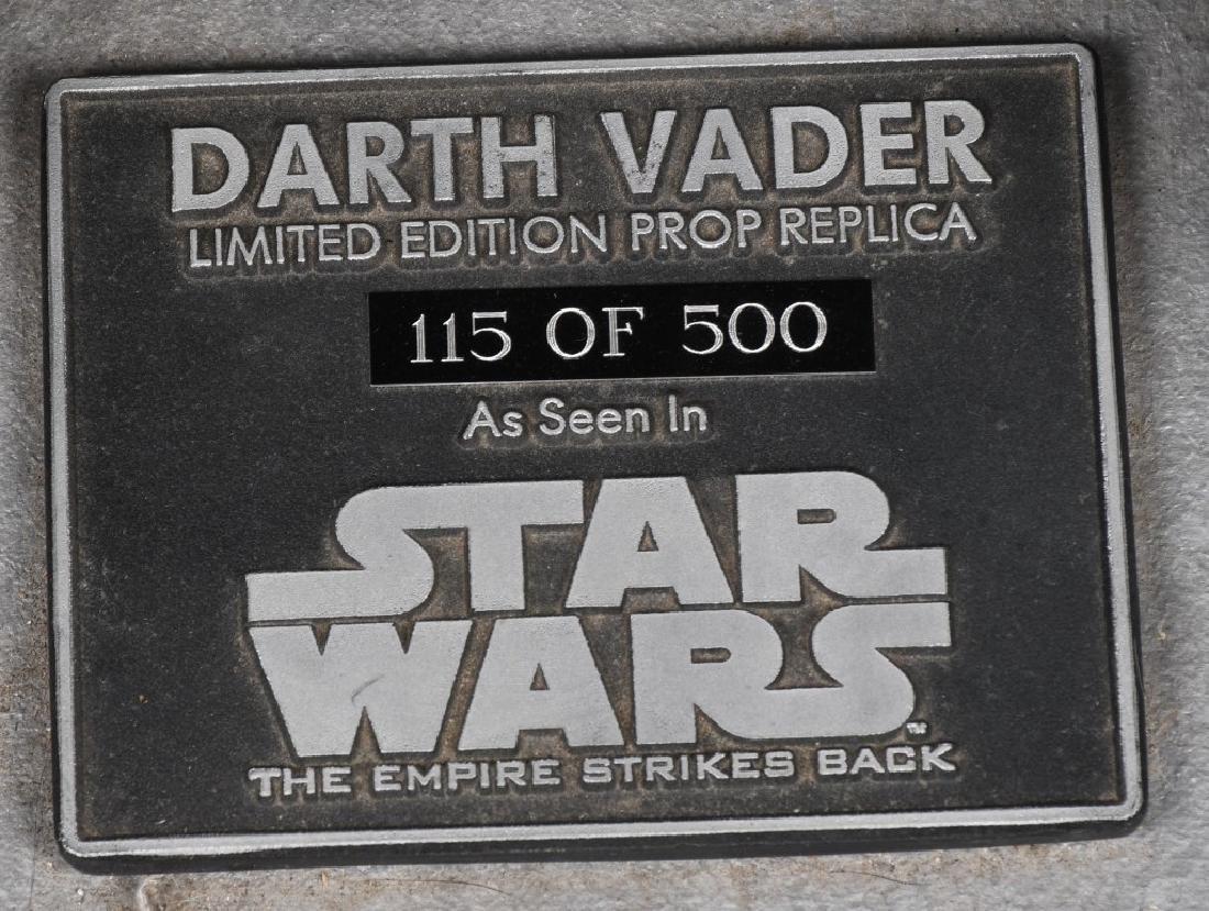 "85"" LIFESIZE STAR WARS ESB DARTH VADER STATUE - 6"