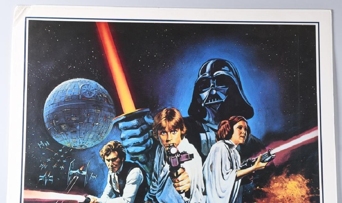1977 STAR WARS STYLE C MOVIE POSTER - 2