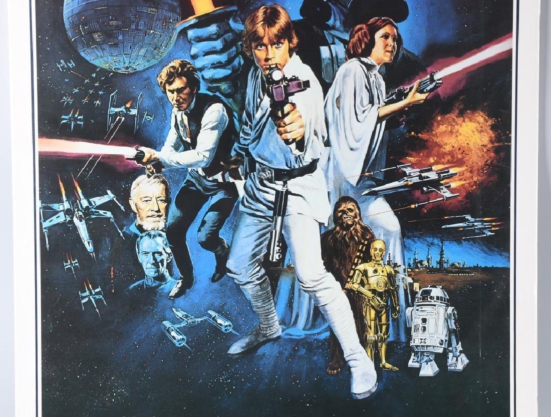 1977 STAR WARS STYLE C MOVIE POSTER - 3