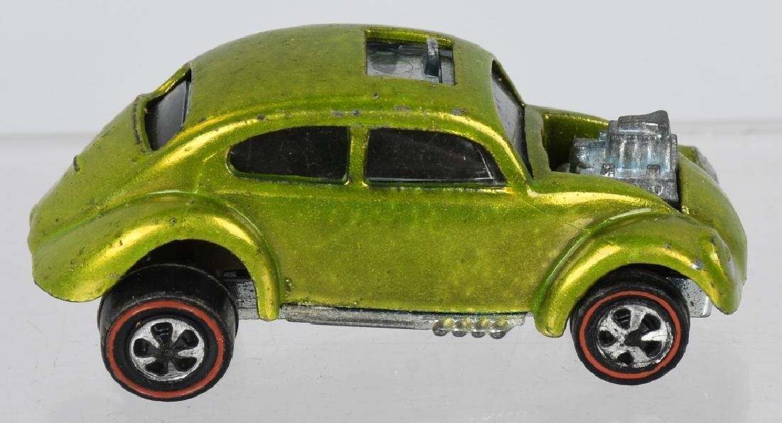 5- VINTAGE REDLINE HOT WHEELS CARS - 4