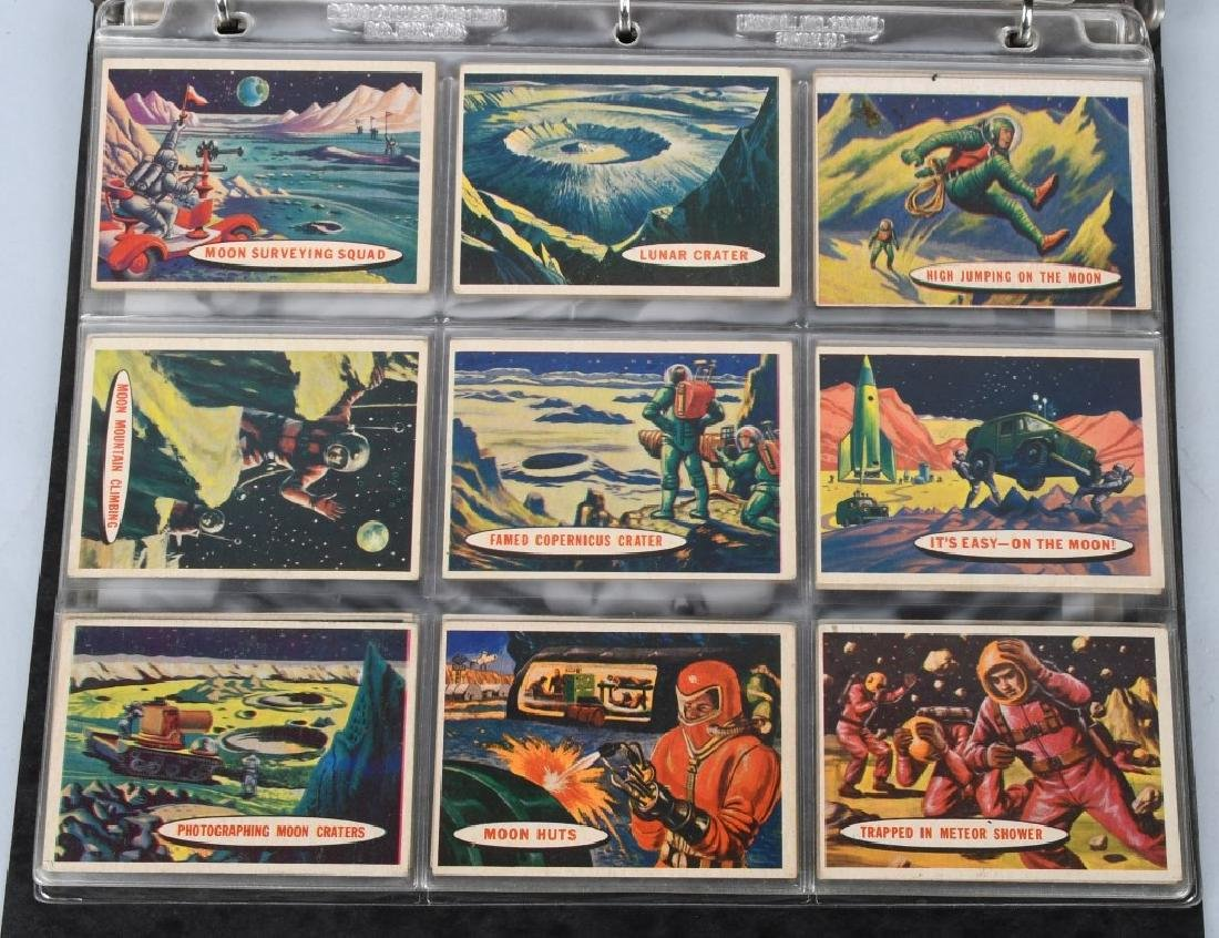1957 TOPPS SPACE CARDS FULL SET 1-88 - 5