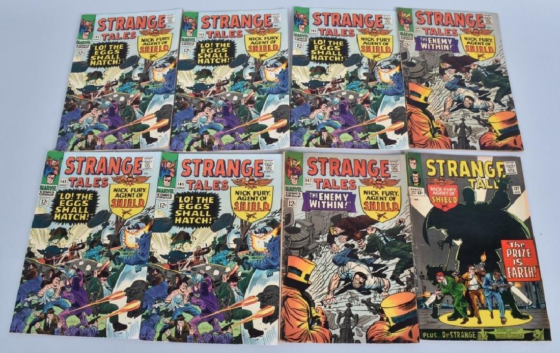 17 MISC EARLY MARVEL COMICS 1950 -1960s - 3