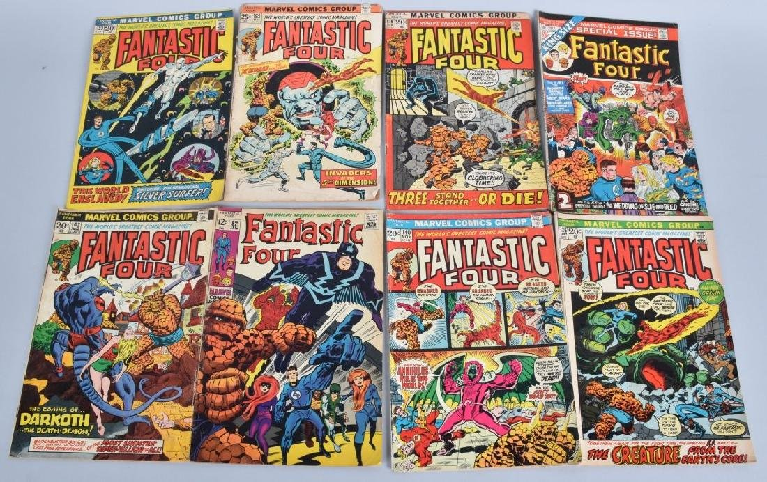 30 Misc MARVEL AVENGERS X-MEN FANTASTIC FOUR 60-70 - 2