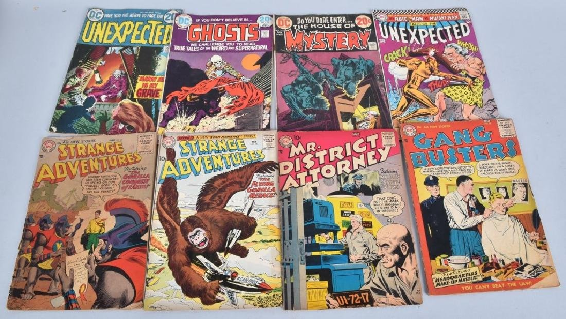 184 MISC DC COMICS FROM 50-70s - 5