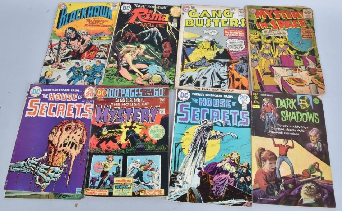 184 MISC DC COMICS FROM 50-70s - 6