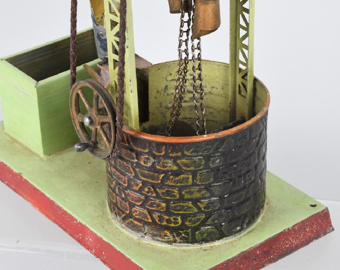 GERMAN DOLL & CO. WATER WELL STEAM TOY - 6