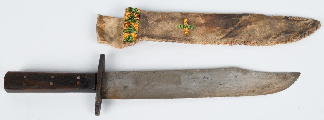ALBERT PICK BOWIE STYLE KNIFE