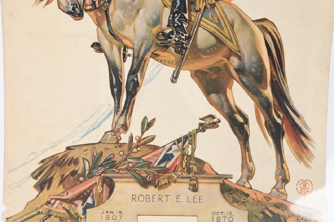 1940 SATURDAY EVENING POST ROBERT LEE POSTER - 3