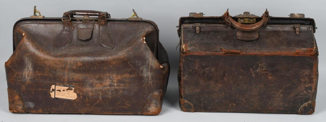 W.H. TOWNE M.D. SURGICAL BAG, IMPLEMENTS & MORE