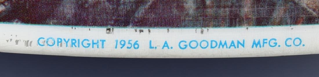 1956 LA GOODMAN COWBOYS MOTION LAMP - 5