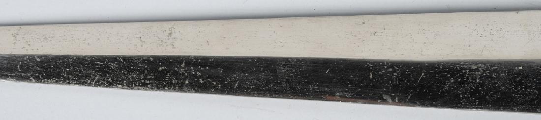 19th CENT. PATRIOTIC FRATERNAL SHORT SWORD - 3
