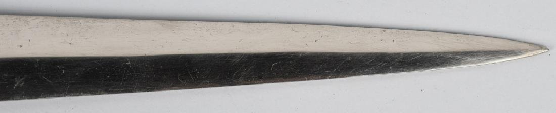 19th CENT. PATRIOTIC FRATERNAL SHORT SWORD - 7