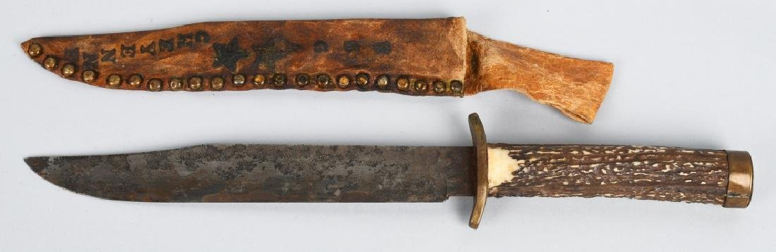 4- EARLY KNIVES - 3