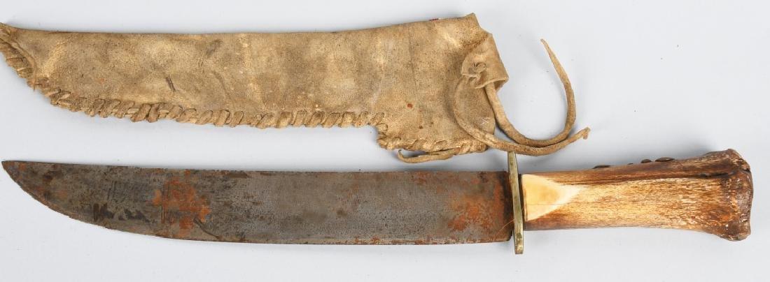 4- EARLY KNIVES - 4