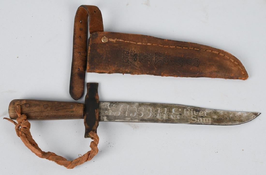 4- EARLY KNIVES - 2