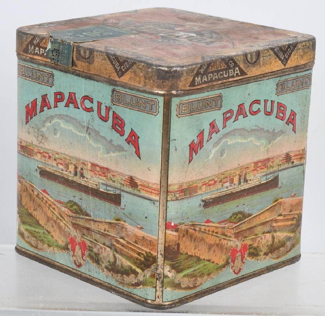 5-VINTAGE TINS, TOBACCO & MORE - 5