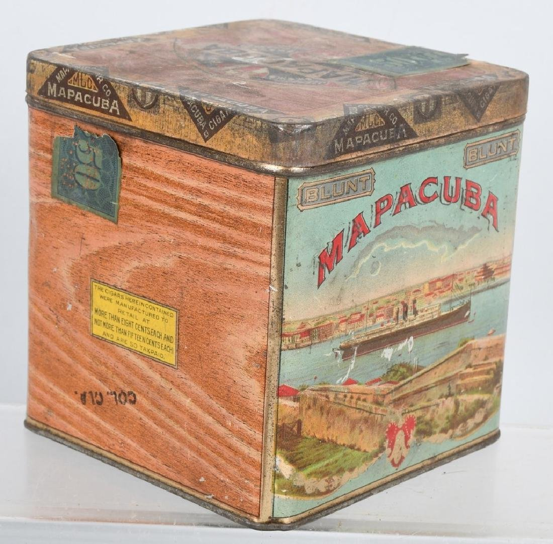 5-VINTAGE TINS, TOBACCO & MORE - 6