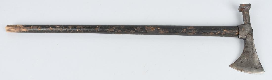 18th-19th CENT. IRON TOMAHAWK, PA MARKER - 6