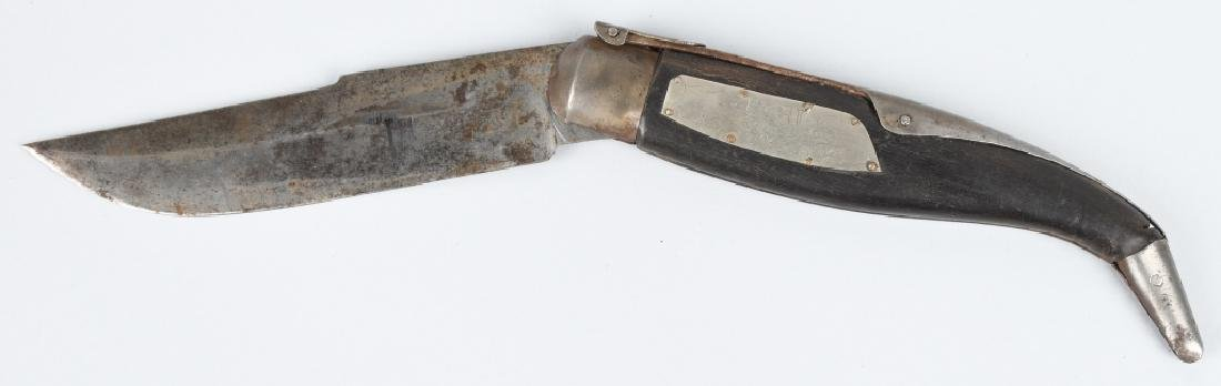 GUN POWDER, KNIFE, & TOBACCO MOLD - 2