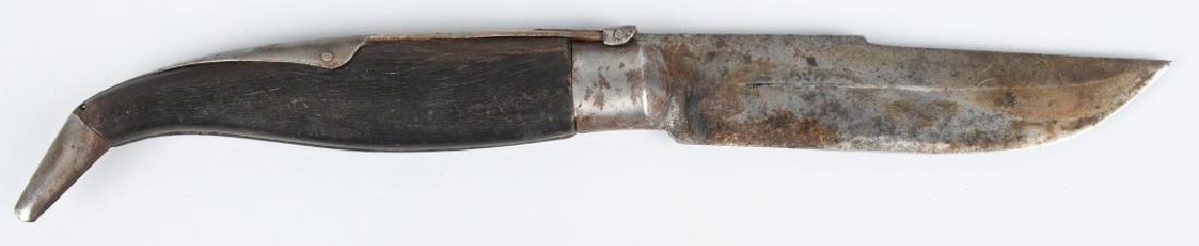 GUN POWDER, KNIFE, & TOBACCO MOLD - 3