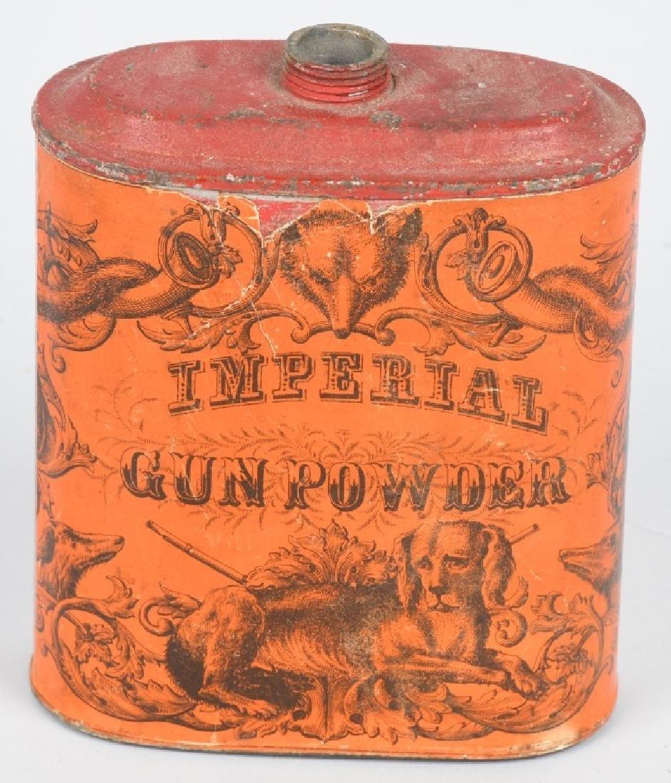 GUN POWDER, KNIFE, & TOBACCO MOLD - 7