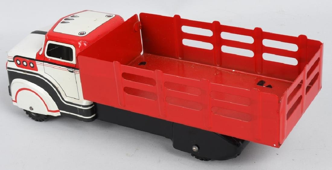 MARX TOY STAKE BED TRUCK - 2