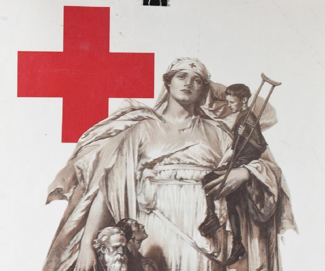 WW1 RED CROSS GREATEST MOTHER POSTER - 2