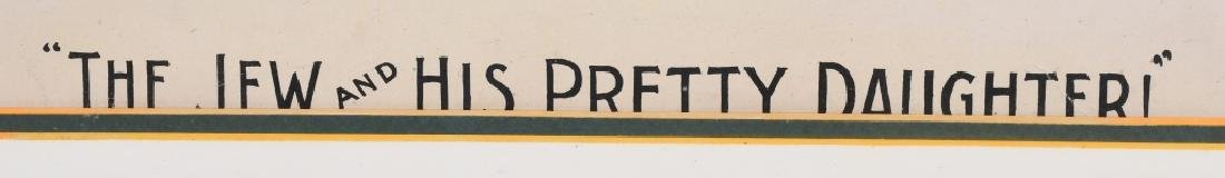 1893 DARK CONTINENT THEATER POSTER JUDAICA - 4