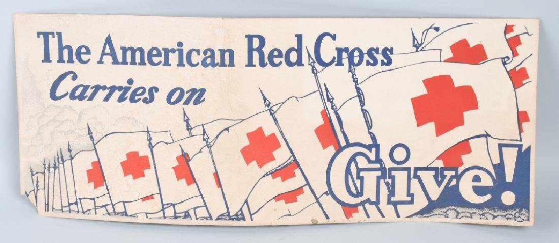 3- JOIN THE RED CROSS DIECUT SIGNS & MORE - 2