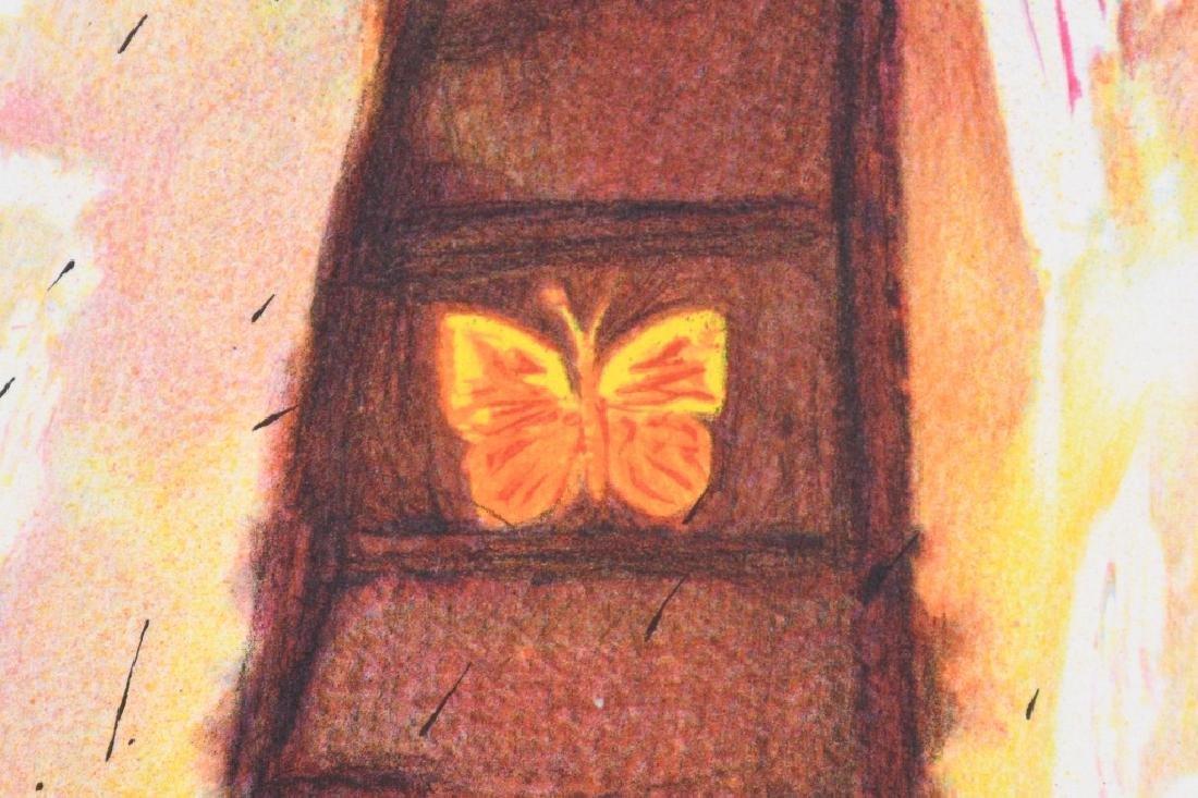 SALVADOR DALI THE RABBIT SEND IN A LITTLE BILL - 10