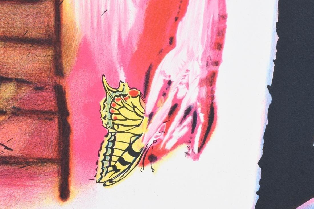 SALVADOR DALI THE RABBIT SEND IN A LITTLE BILL - 11