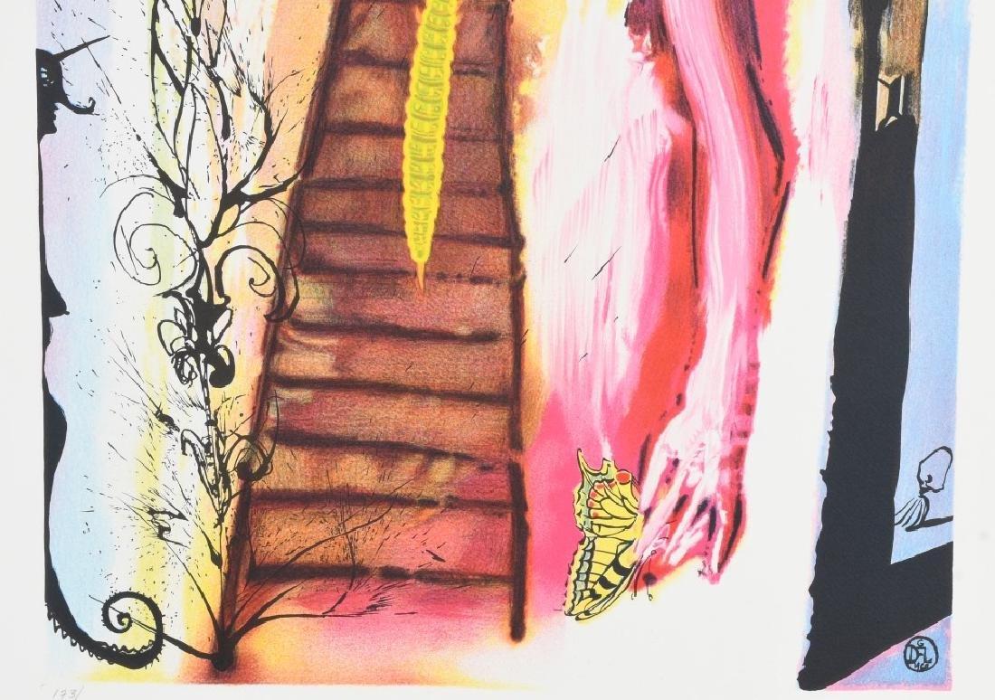 SALVADOR DALI THE RABBIT SEND IN A LITTLE BILL - 4
