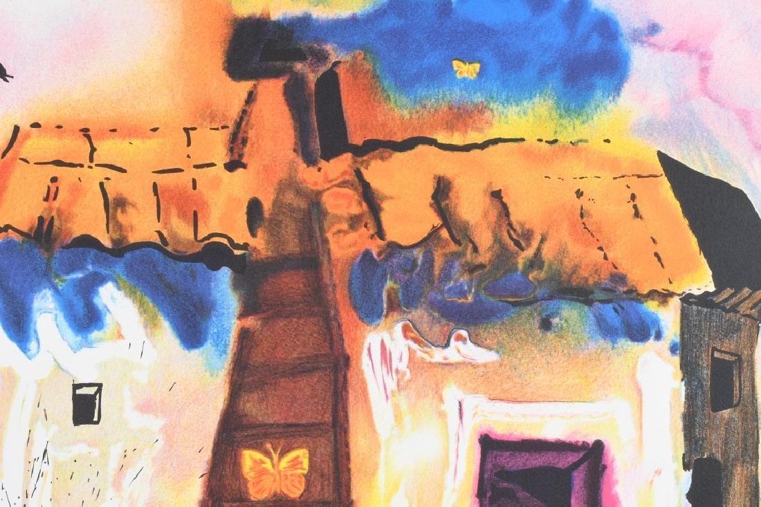 SALVADOR DALI THE RABBIT SEND IN A LITTLE BILL - 7